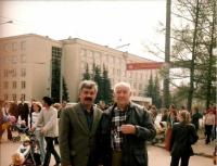На эстафете - Аркадий Павлович