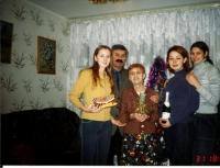 Мама и внучки
